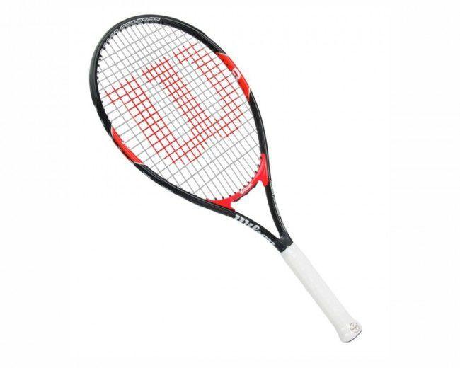 Raquete de Tênis Wilson Roger Federer 26 - JR - Acima de 11 Anos