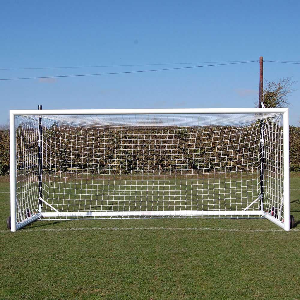 Rede de Futebol de Campo Oficial Tradicional - Fio 2,5mm