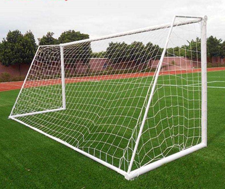 Rede de Futebol de Campo Oficial - Fio 3mm – Seda