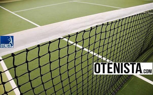 Rede de Tenis Quadra ou Saibro Malha 4x4 Competição/Recreativa