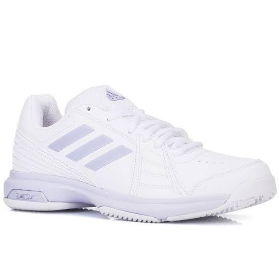 Tênis Adidas Aspire Branco e Azul