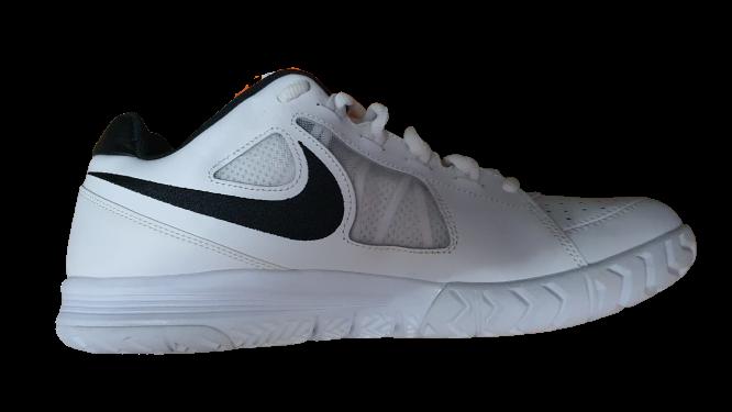 Tênis Nike Court Lite Branco com Preto