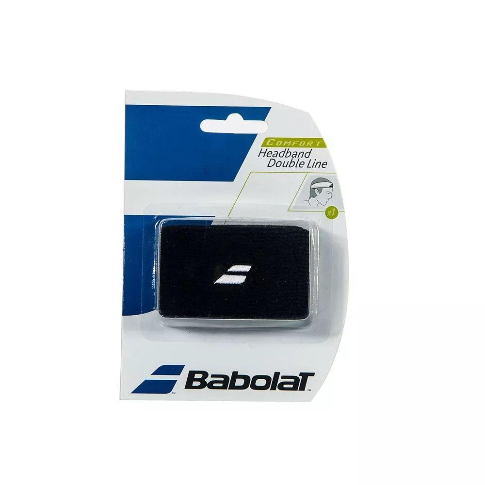 Testeira Babolat Headband Double Line - Unidade