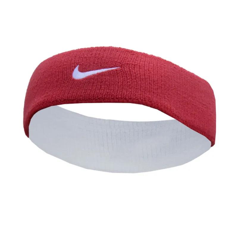 Testeira Nike Dupla Face Dri-Fit Vermelha e Branca