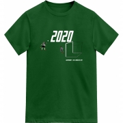 Camiseta Herói Improvável Bi-Libertadores 2020