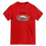Camiseta Morumbi Tricolor