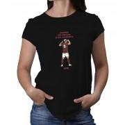 Camiseta Feminina - Artilheiro da Nação