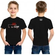 Camiseta Infantil - Maestria do Pet