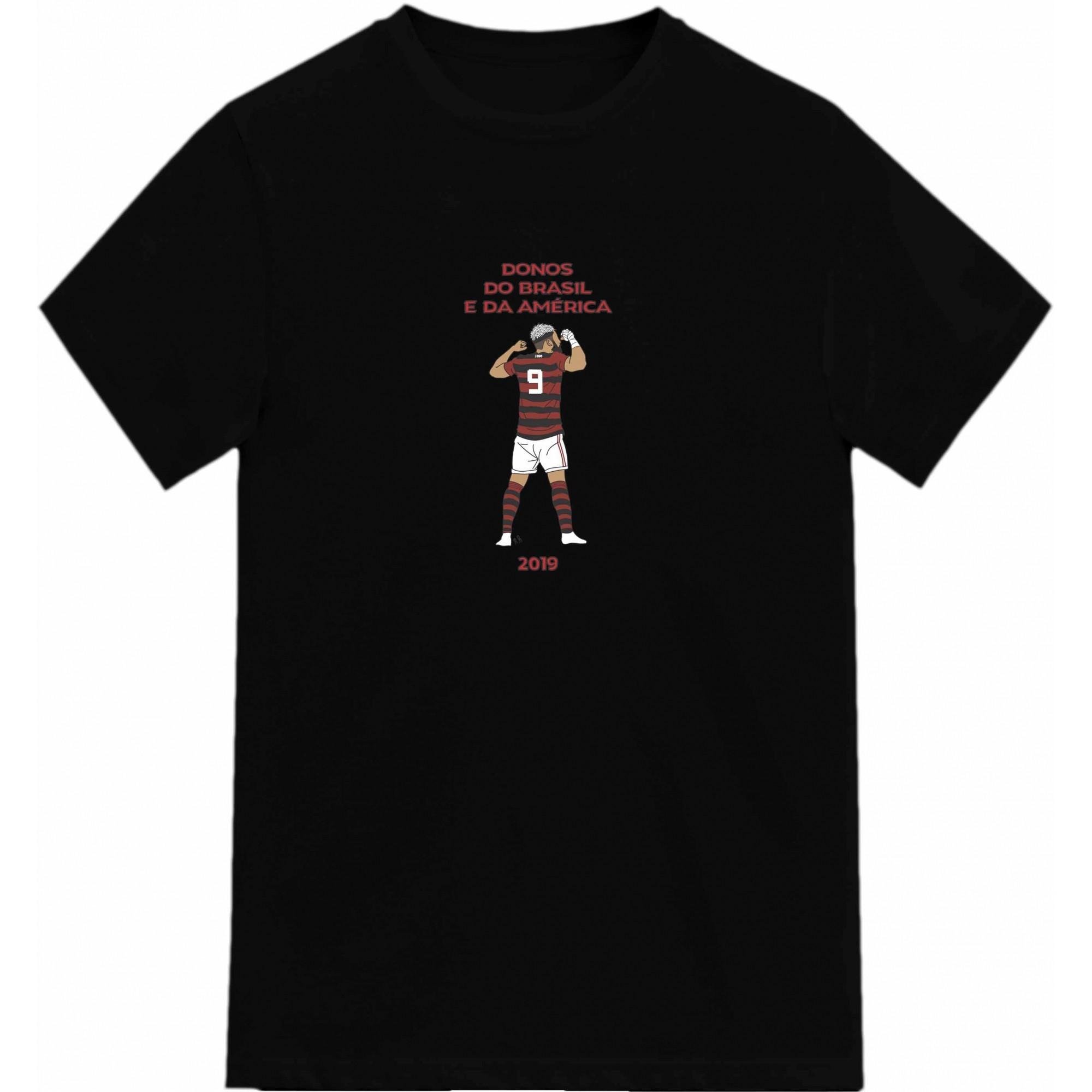 Camiseta Artilheiro da Nação