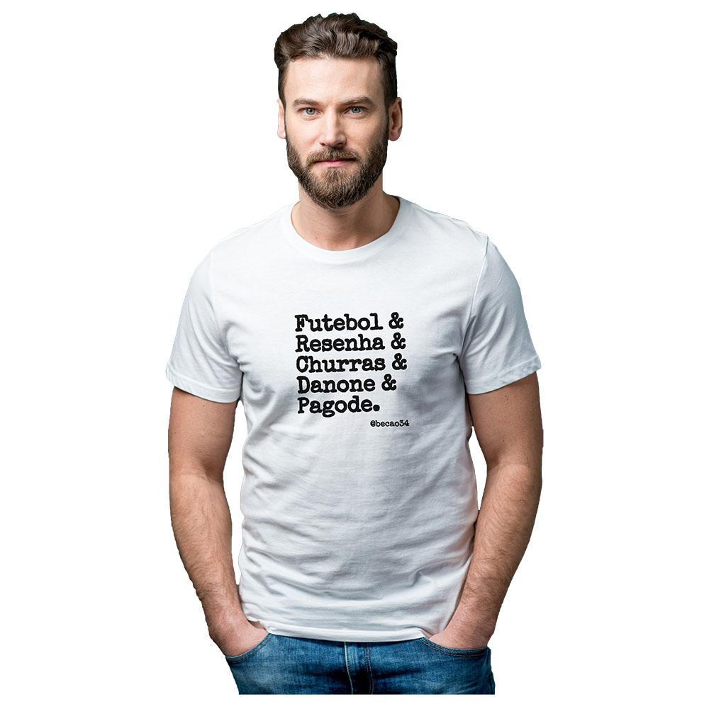 Camiseta Becão Futebol & Resenha