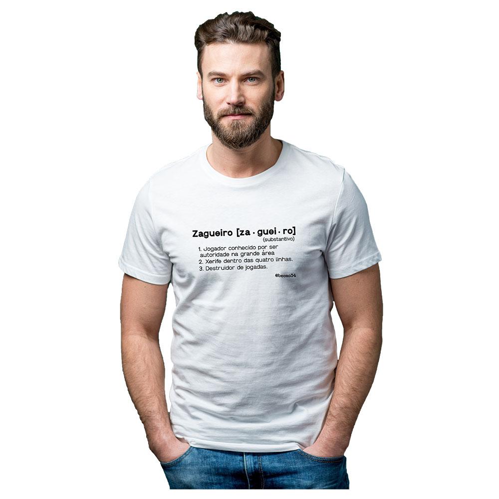 Camiseta Becão Zagueiro no Dicionário