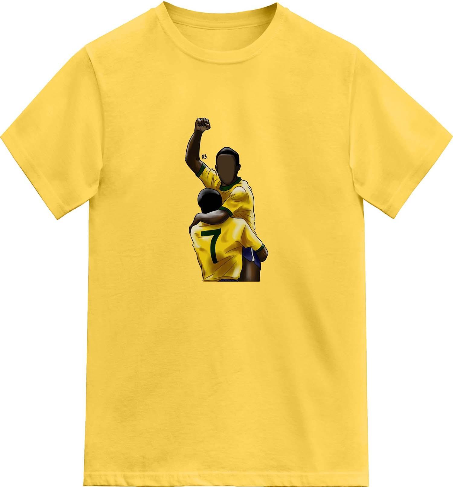 Camiseta - Brasil 1970