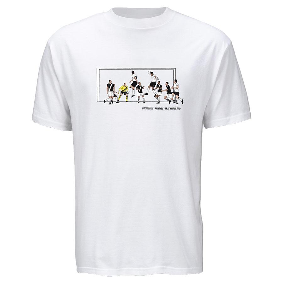 Camiseta Caminho para a Glória Libertadores 2012