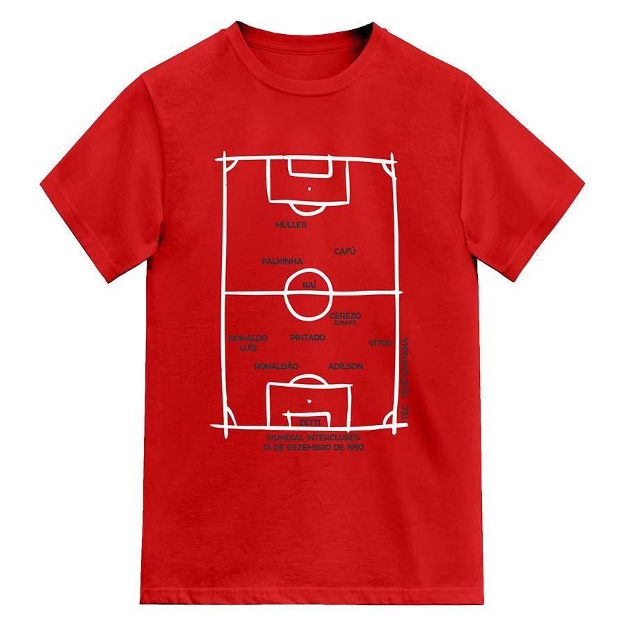 Camiseta Campeão Mundial 1992