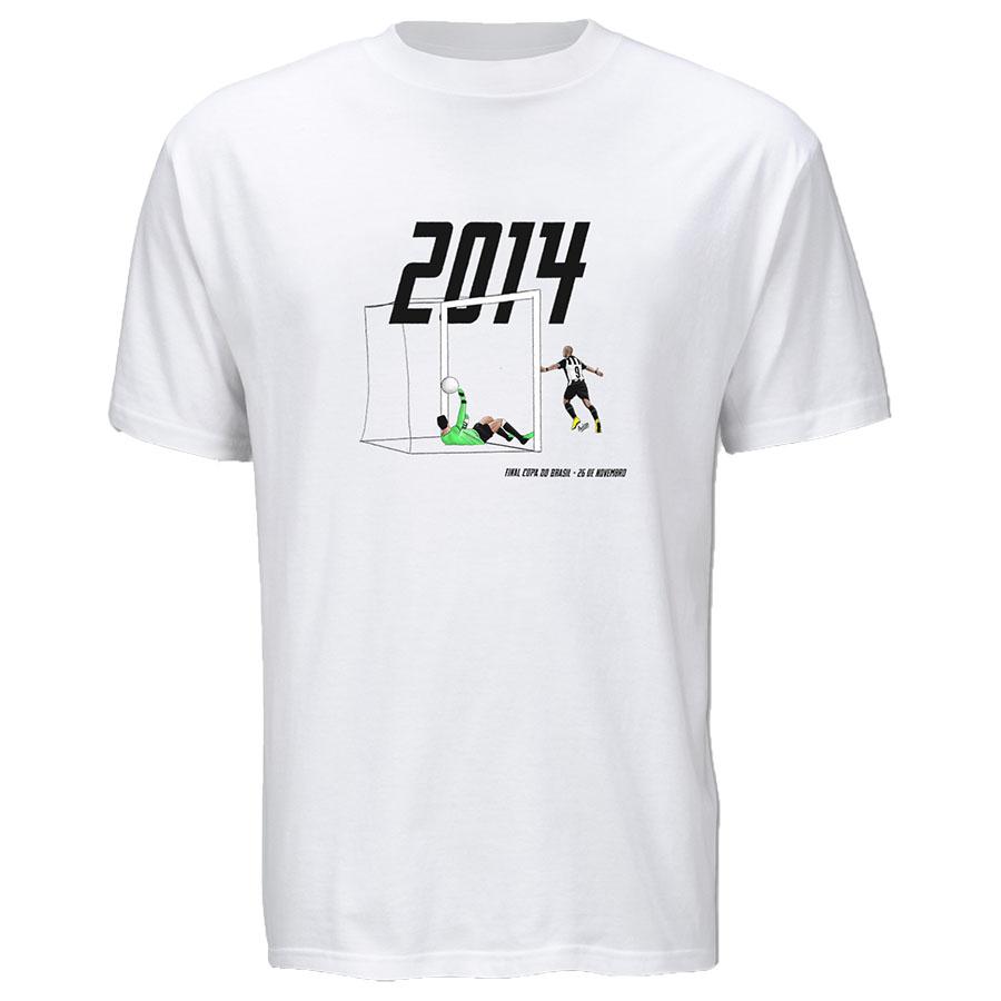 Camiseta Copa do Galo Superclássico 2014