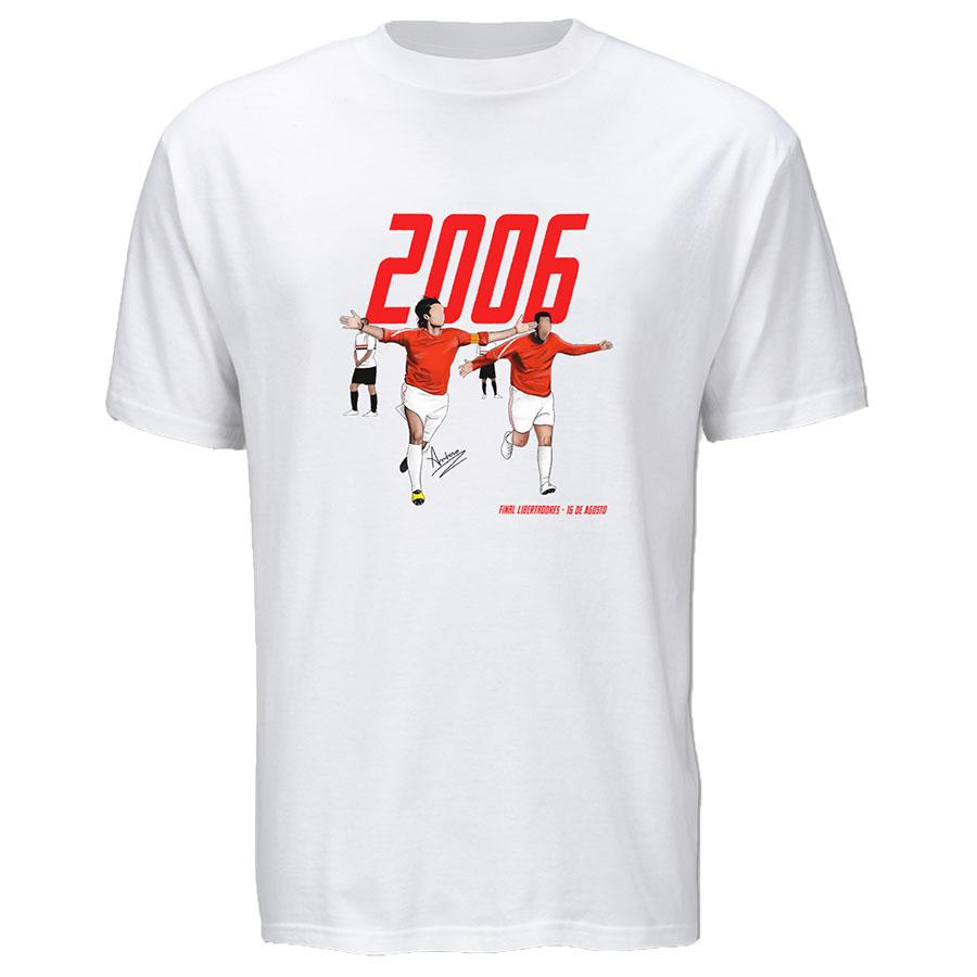 Camiseta Eterno Capitão Libertadores 2006