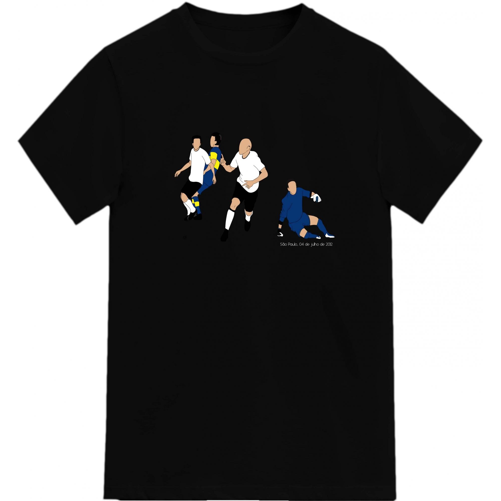Camiseta Fim do Tabu...Invicto OUTLET