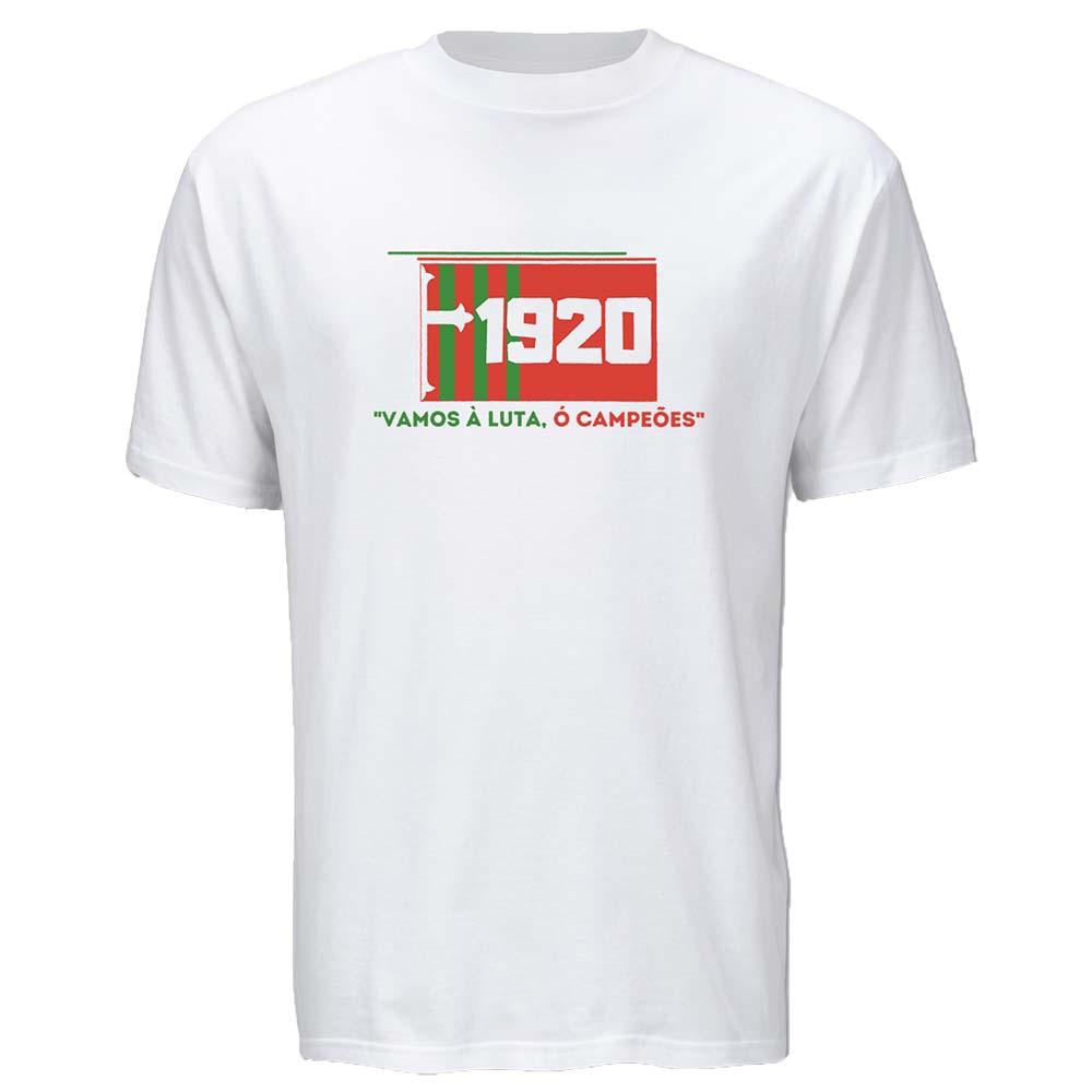 Camiseta Fundação Lusa