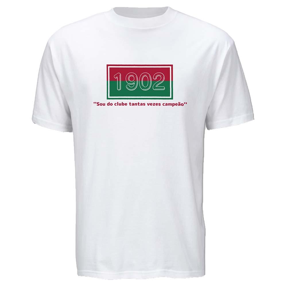 Camiseta Fundação Tricolor das Laranjeiras