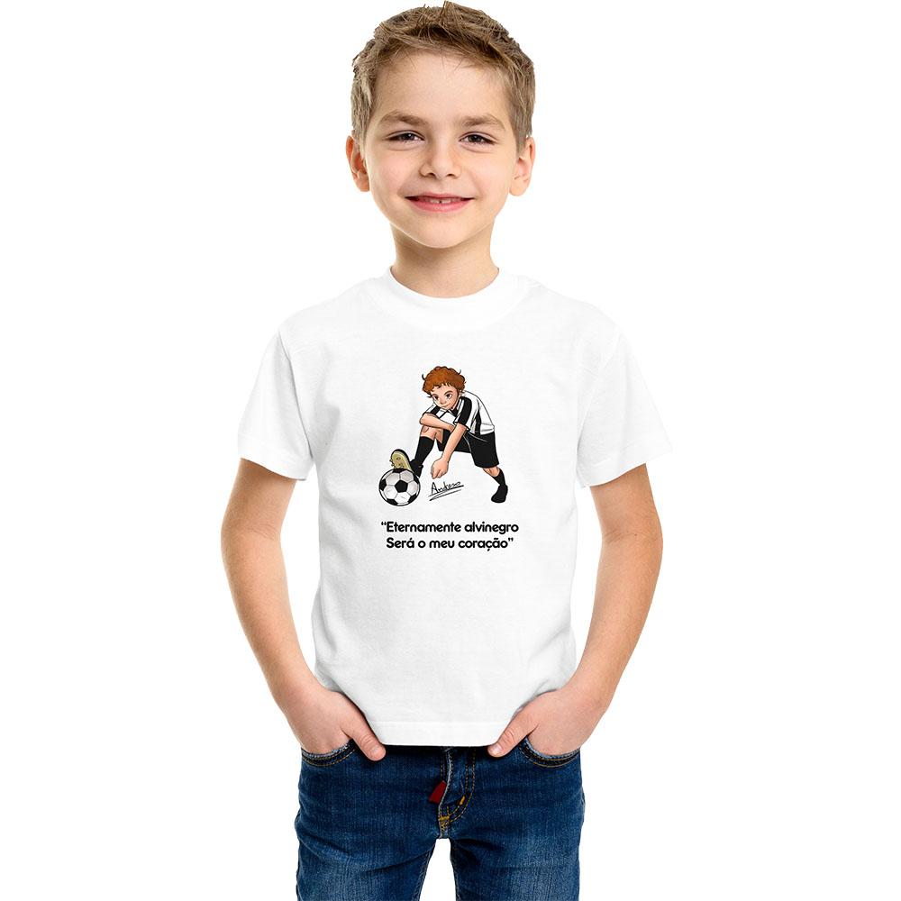 Camiseta Infantil Mascote Glorioso