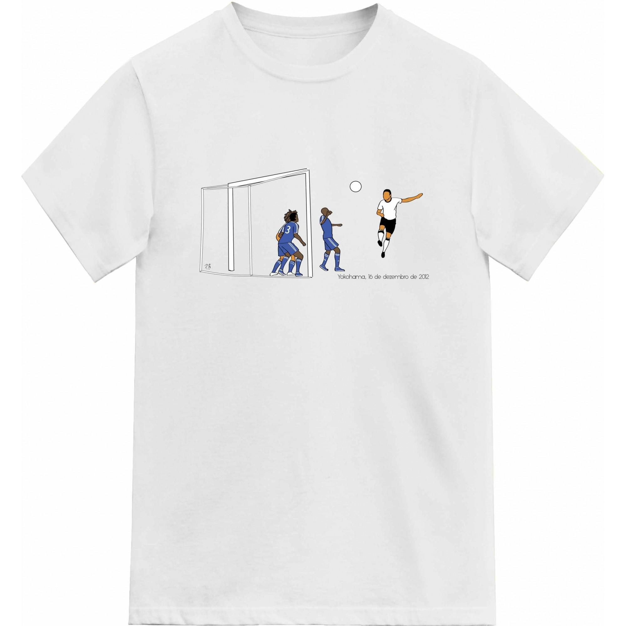 Camiseta - Mundo Preto e Branco