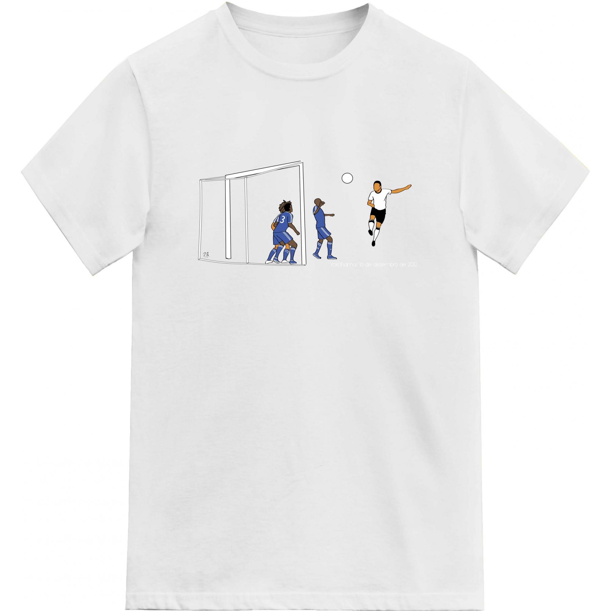 Camiseta - Mundo Preto e Branco OUTLET