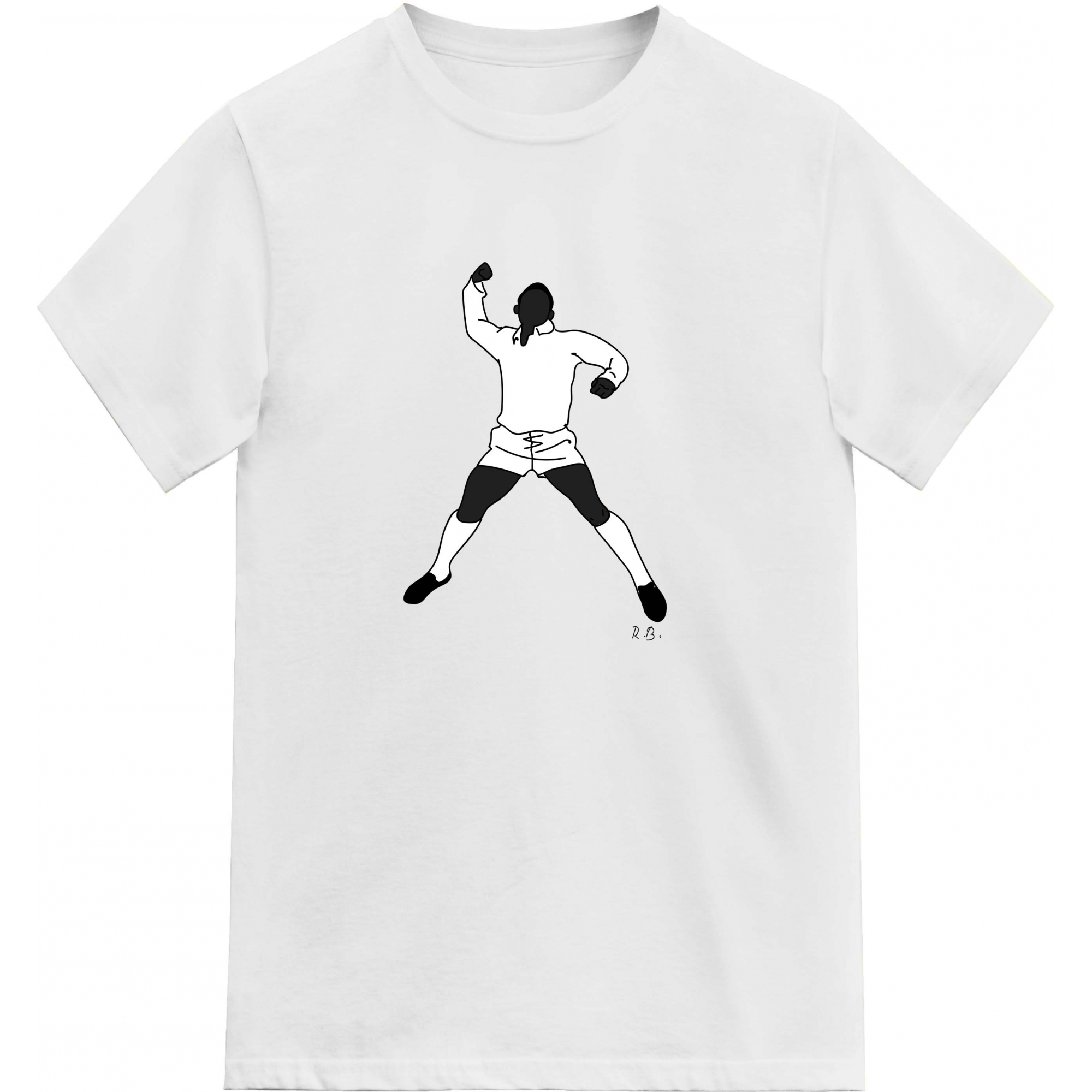 Camiseta O Rei OUTLET
