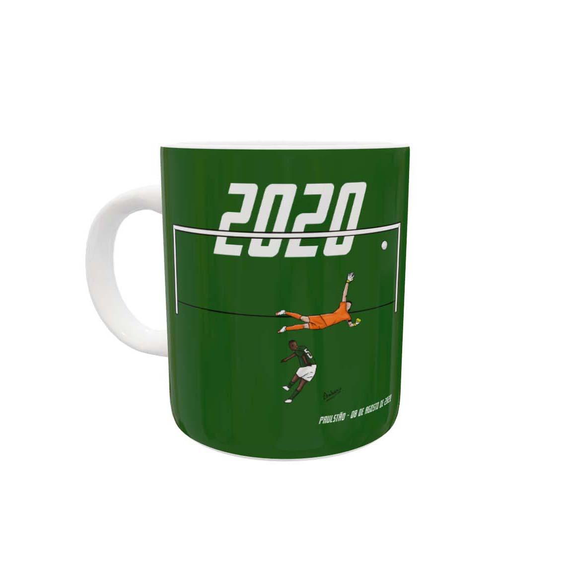 Caneca - Dono do Derby Paulistão 2020