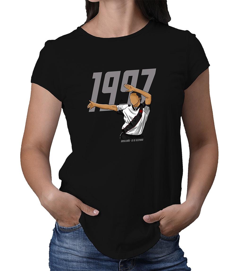 Camiseta Feminina 1997 Animal