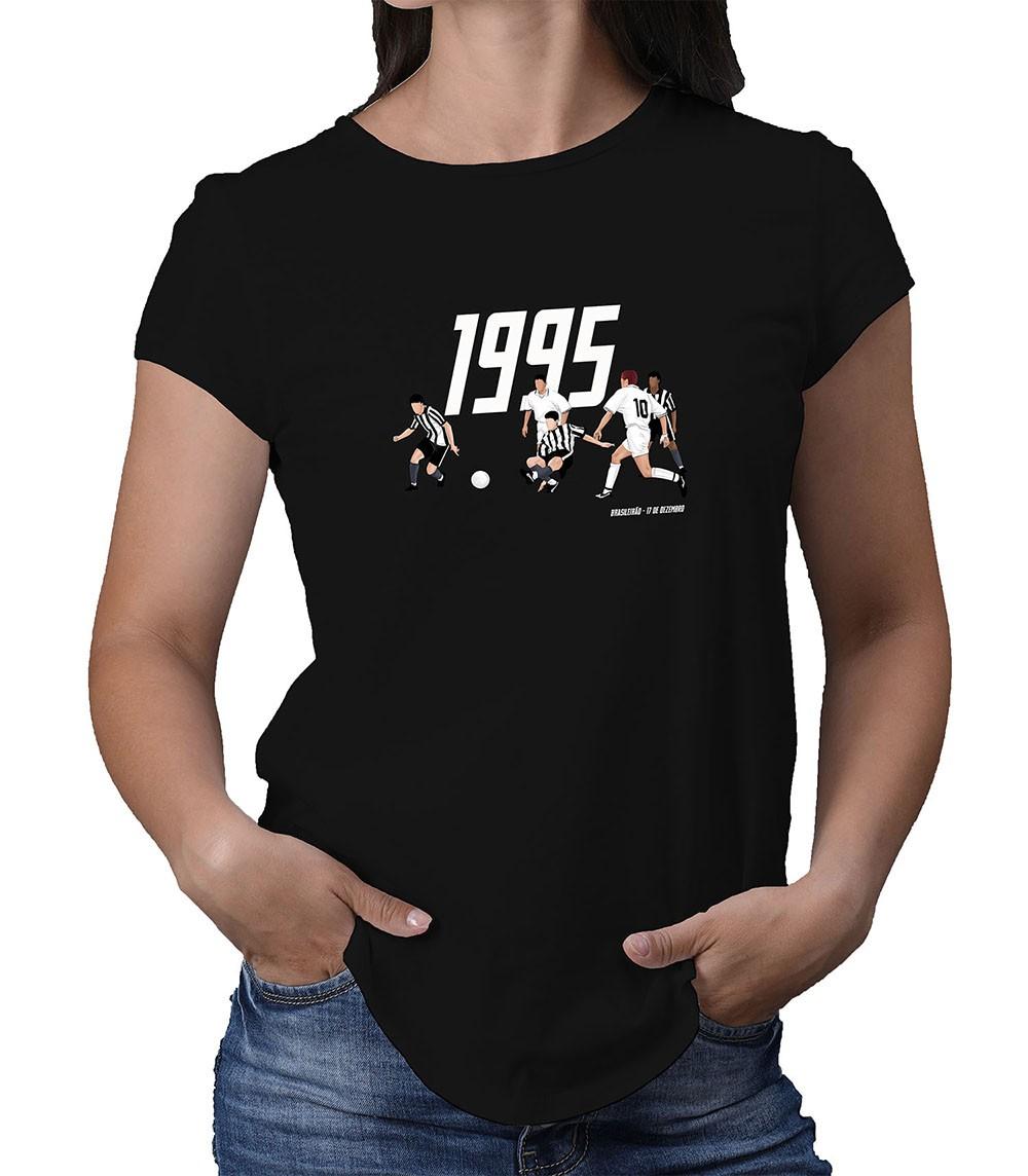 Camiseta Feminina Artilheiro Maravilha