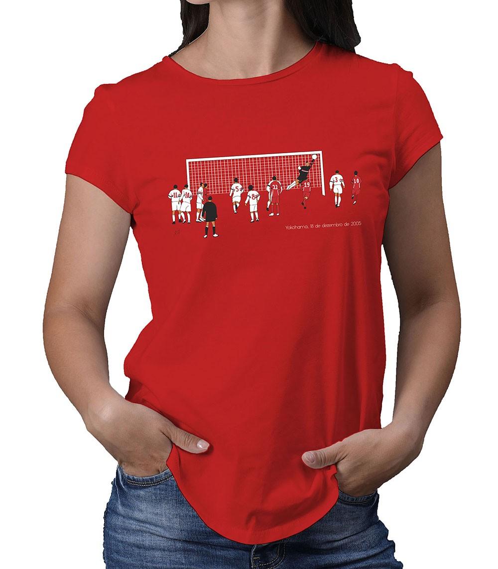 Camiseta Feminina Mão Milagrosa