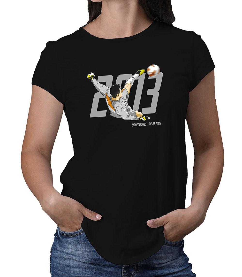 Camiseta Feminina Milagre Atleticano