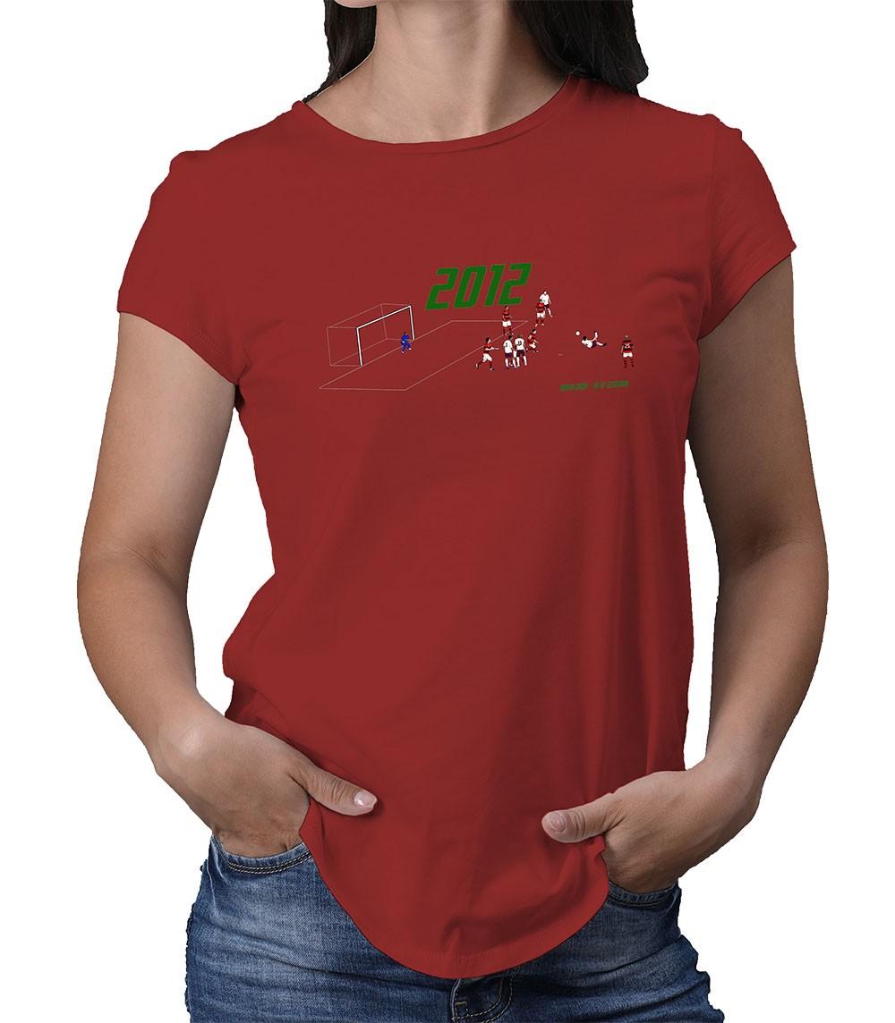 Camiseta Feminina Voleio Pro Tetra