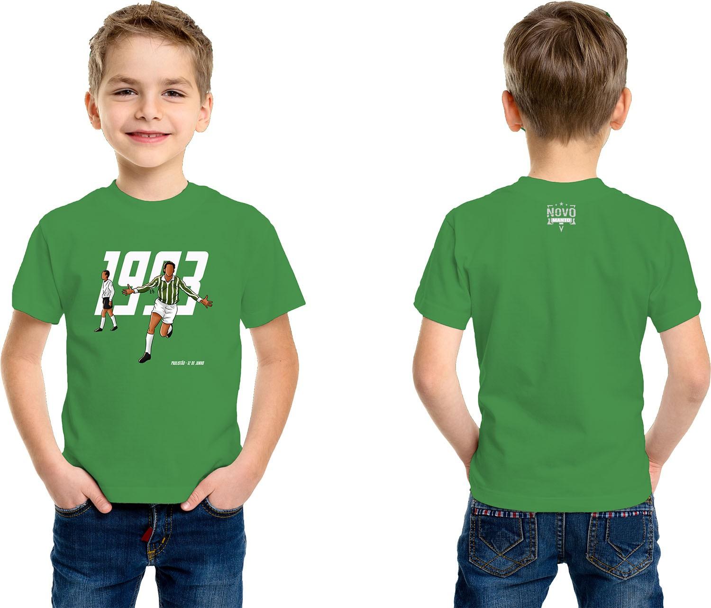 Camiseta Infantil 1993 O Retorno de um Gigante