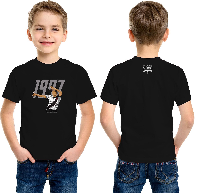 Camiseta Infantil 1997 Animal