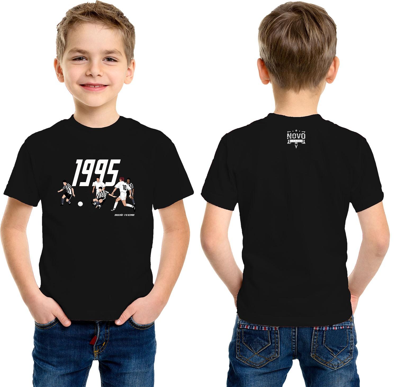 Camiseta Infantil Artilheiro Maravilha