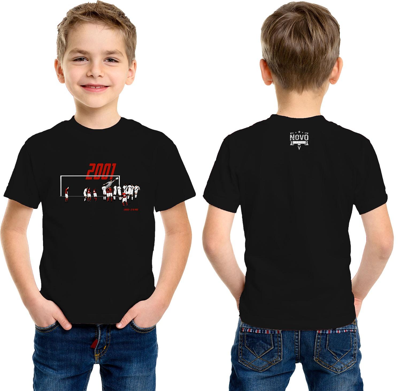 Camiseta Infantil Maestria do Pet