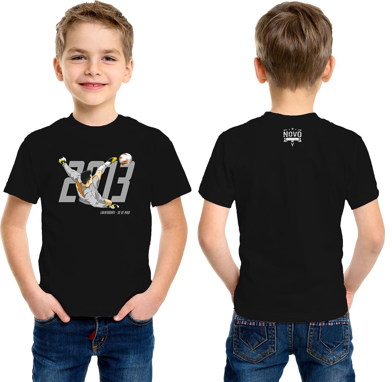 Camiseta Infantil Milagre Atleticano