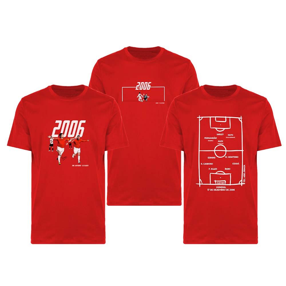 Kit Camisetas Colorado