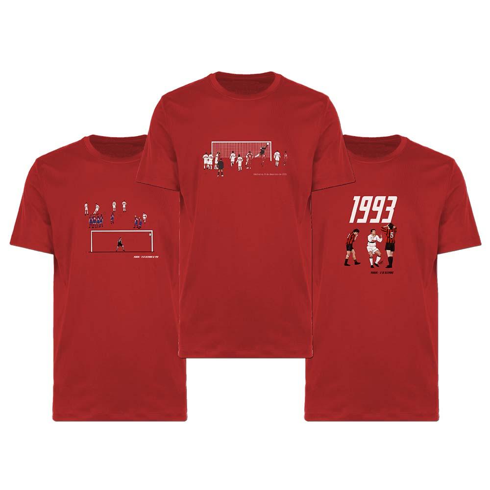 Kit Camisetas Mundiais SPFC