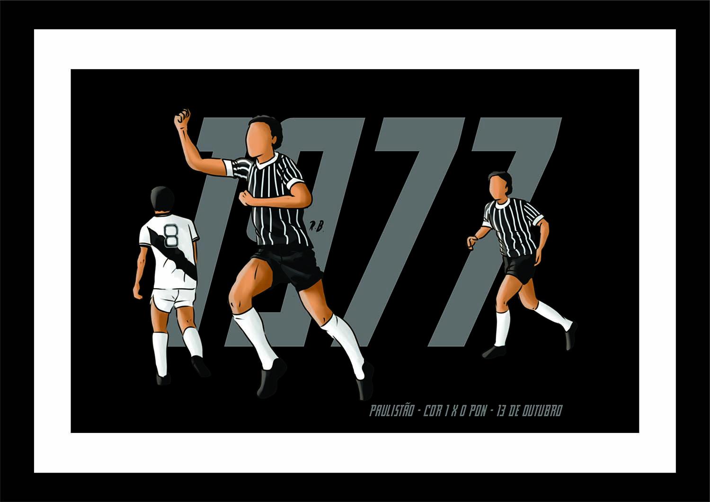 Quadro 1977 O Fim do Jejum