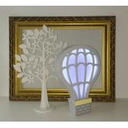 Luminária Infantil Balão