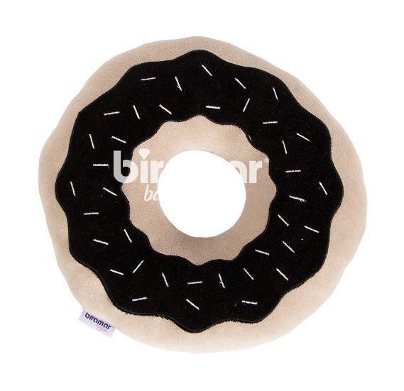 Almofada donuts - preto