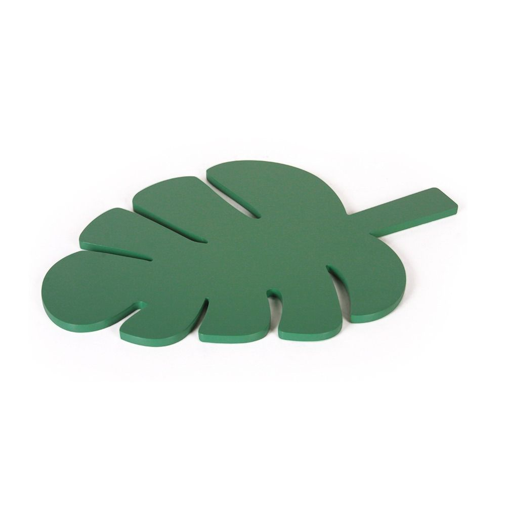 Bandeja folha verde
