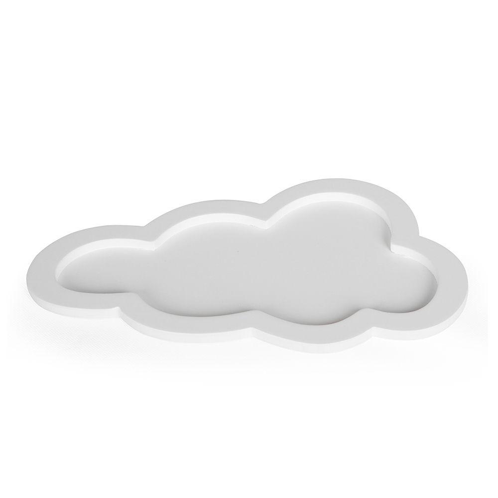 Bandeja nuvem branca