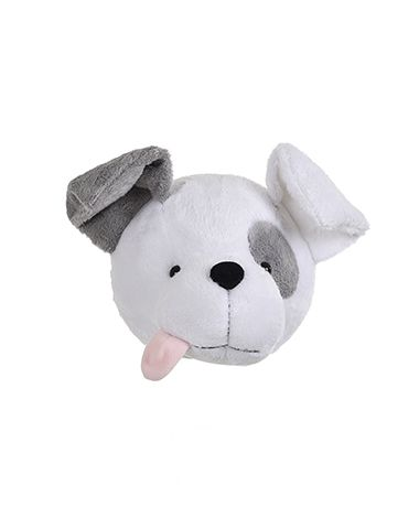 Cabeça de Cachorro Puppy para Decoração de Parede