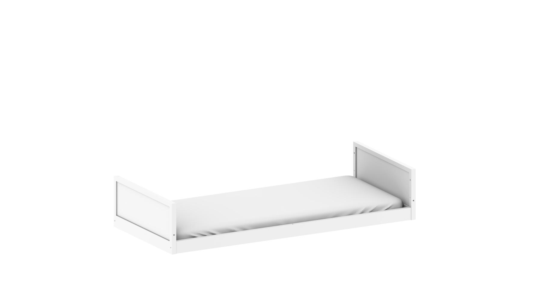 Cama Montessori Link Branco