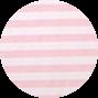 Listrado rosa