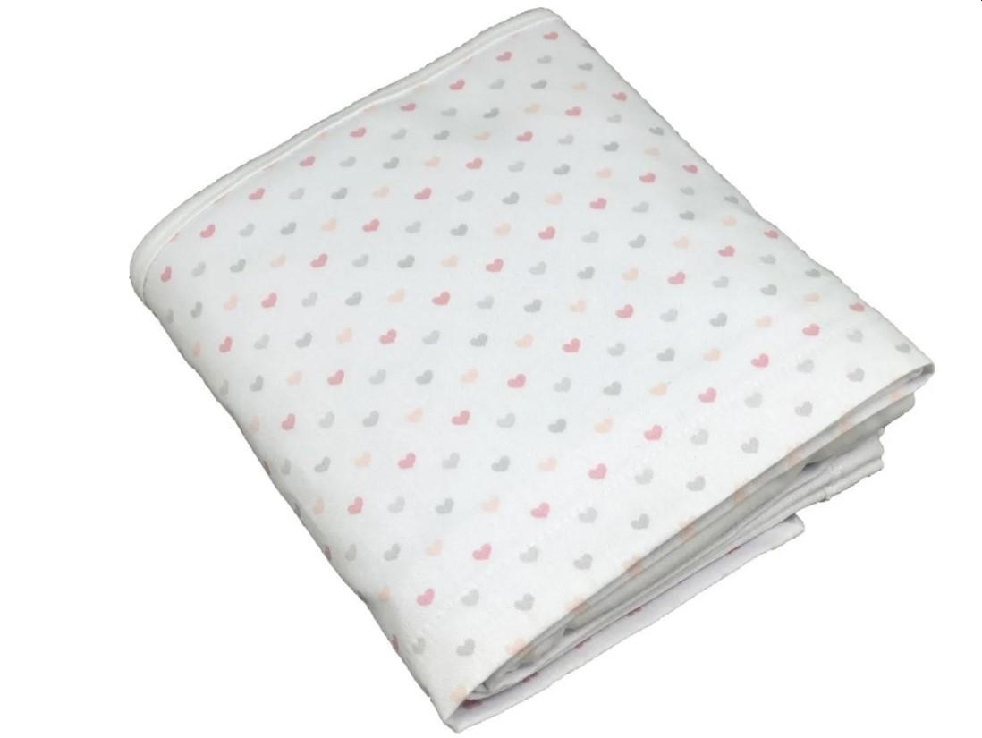 Jogo de lençol para Mini Berço 3 peças