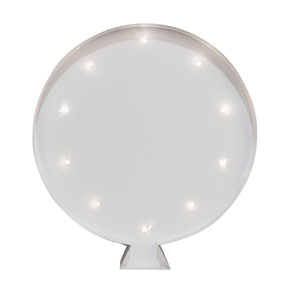 Luminária de parede balão